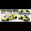 LAMBORGHINI AVENTADOR LP700-4 Green- Auto Art 1:18 Diecast