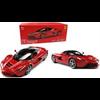 Ferrari La Ferrari red - BBURAGO Signature 1:18 Diecast model