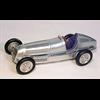 Mercedes Benz W25 1934 Silver - CMC 1:18 Diecast