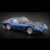 Ferrari 250 GTO, 1962 Le Mans 1962 CMC reference M-155- CMC 1:18 Diecast