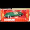 Jaguar E Type cabriolet 1961 green-1:18 Diecast by POLISTIL
