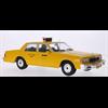 Chevrolet Caprice Taxi NYC 1985  - MCG 1:18 Diecast