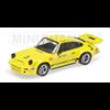 PORSCHE 911 IROC RSR 2.8 P REVSON - 1973 Minichamps Model 1:43 Scale