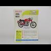 Ducati 250 Mach 1 Sales Brochure