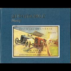 Automobile Quarterly Volume 23 C. 1985 Complete 4 Number Set