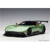 Aston Martin Vulcan 2015 apple tree green metallic AutoArt 1:18 Model