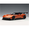 Aston Martin Vulcan 2015 Madagascar orange AutoArt 1:18 Model