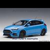 Ford Focus RS 2016 nitrous blue AUTOart 1:18 Composite Diecast