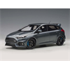 Ford Focus RS 2016 Stealth Grey AutoArt 1:18 Composite Diecast