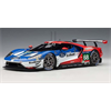 Ford GT Le Mans 2016 winner #68 AUTOart 1:18 Diecast