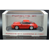 Porsche 911 Carrera 4 1991 red 1:43 Scale Diecast Model by Atlas