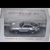 Porsche 911 Turbo 1975 silver 1:43 Scale Diecast Model by Atlas
