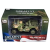 Jeep Willys 1941 Military Medic Auto World 1:18 Diecast model