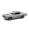 Buick GS Hardtop Coupe 1970 Silver Mist Brooklin 1:43 Diecast