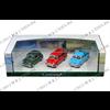 Mini Cooper 3 pack set B241 Cararama 1:43 Diecast