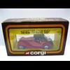 MG TF 1955 red Corgi 1:43 Diecast