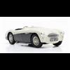 Austin Healey 100S 1955 blue/white 1:18 resin model Cult Models