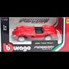 Ferrari 250 Testa Rossa red BBURAGO 1:43 Diecast model