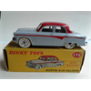 Austin A105 Saloon with windows Dinky model