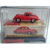 Porsche 356A red Dinky 1:43 model