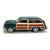 Ford Woody 1950 green/wood - Franklin Mint 1:43 Diecast