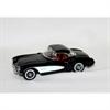 Chevrolet Corvette 1956 black Matchbox 1:43 Diecast