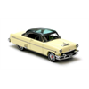 Mercury Monterey Hard Top Coupe yellow w/black 1954 NEO 1:43 Resin Diecast