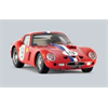 Ferrari 250 GTO 1962 Le Mans #19 Red Line 1:43 model