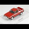 Subaru Brat 1978 red DNA 1:43 Diecast