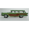 Ford Country Squire Station Wagon 1958 Seaspray Green Goldvarg 1:43 Diecast