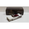 Pontiac Bonneville Convertible 1958 white Brooklin 1:43 Diecast