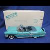 Chevrolet Impala convertible 1958 blue Danbury Mint 1:24 Diecast