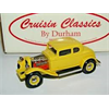Ford Hot Rod 1932 yellow Durham 1:43 diecast