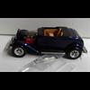 Ford Hot Rod 1932 blue Durham 1:43 diecast