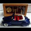 Chevrolet Convertible Top Down 1941 maroon 2 box set Durham 1:43 diecast
