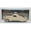 Lincoln Zephyr 2 dr coupe 1938 cream Durham 1:43 diecast