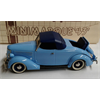 Ford V8 Roadster Top Up 1936 light blue 1:43 Diecast Mini Marque 43