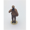 Figure: man with camera Omen 1:43