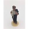 Figure: woman holding purse & black jacket Omen 1:43