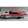 Dodge Ramchargers 1965 SMTS 1:43 Diecast