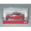 Audi A6 Sedan red Herpa 1:87 Plastic Diecast
