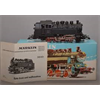 Tank Engine Locomotiva-Tender Marklin Train HO
