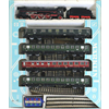 Express Train with Points (without transformer) Schnellzug Marklin Train HO
