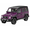 Mercedes-Benz G-Class (W463) 2015 galactic beam lilac iScale 1:18 model