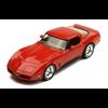 Chevrolet Corvette 1980 C3 red IXO Models 1:43 Diecast model