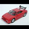 Ferrari GTO Evoluzione red Jouef 1:43 Diecast