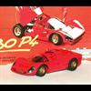 Ferrari 330 P4 red Jouef 1:43 Diecast