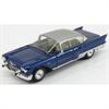 Cadillac Eldorado Brougham 1957 blue, silver 1:43 Resin Diecast KESS