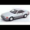 Mercedes-Benz 500SL (R129) 1993 silver KK-Scale 1:18 Resin model