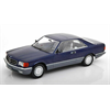 Mercedes-Benz 500SL (R129) 1993 blue KK-Scale 1:18 Resin model